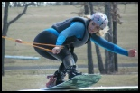 photo of ashley cash at wakesport ranch