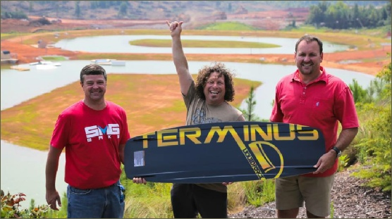 photo of Terminus Wake Park Tony Finn