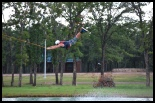 photo of John Bawduniak wakeboarding at bsr cable park