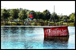 photo of Alex Godfrey wakeboarding at McCormick's Cable Park
