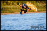 photo of Cosmo Cecilia wakeboarding at Vision Quest ATX