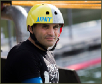 photo of local pro wakeboarder Mike Panduccio at The Spin Cable Park in Belgium